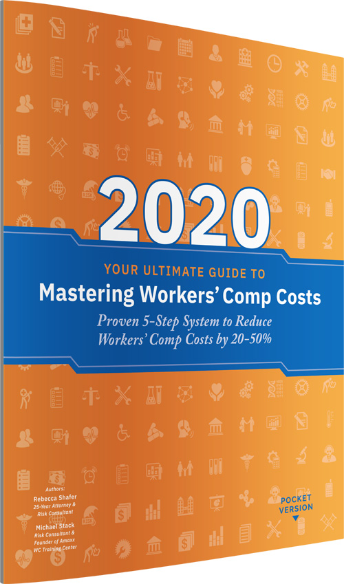 2020 Pocket Mini Edition of Mastering Workers' Comp Costs
