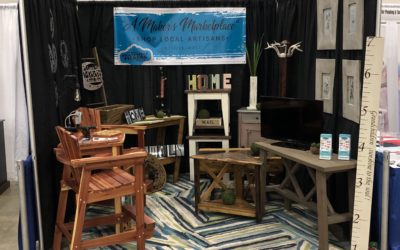 Prattville Pickers is ON LOCATION: Fri•Sat•Sun- at the Metroplex At Cramton Bowl. Come say hello and see a great selection from our MAKERS MARKETPLACE vendors and many of their custom pieces!