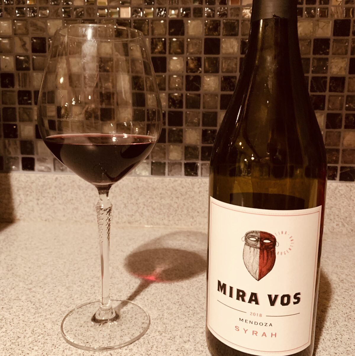 Wine Review – Mira Vos