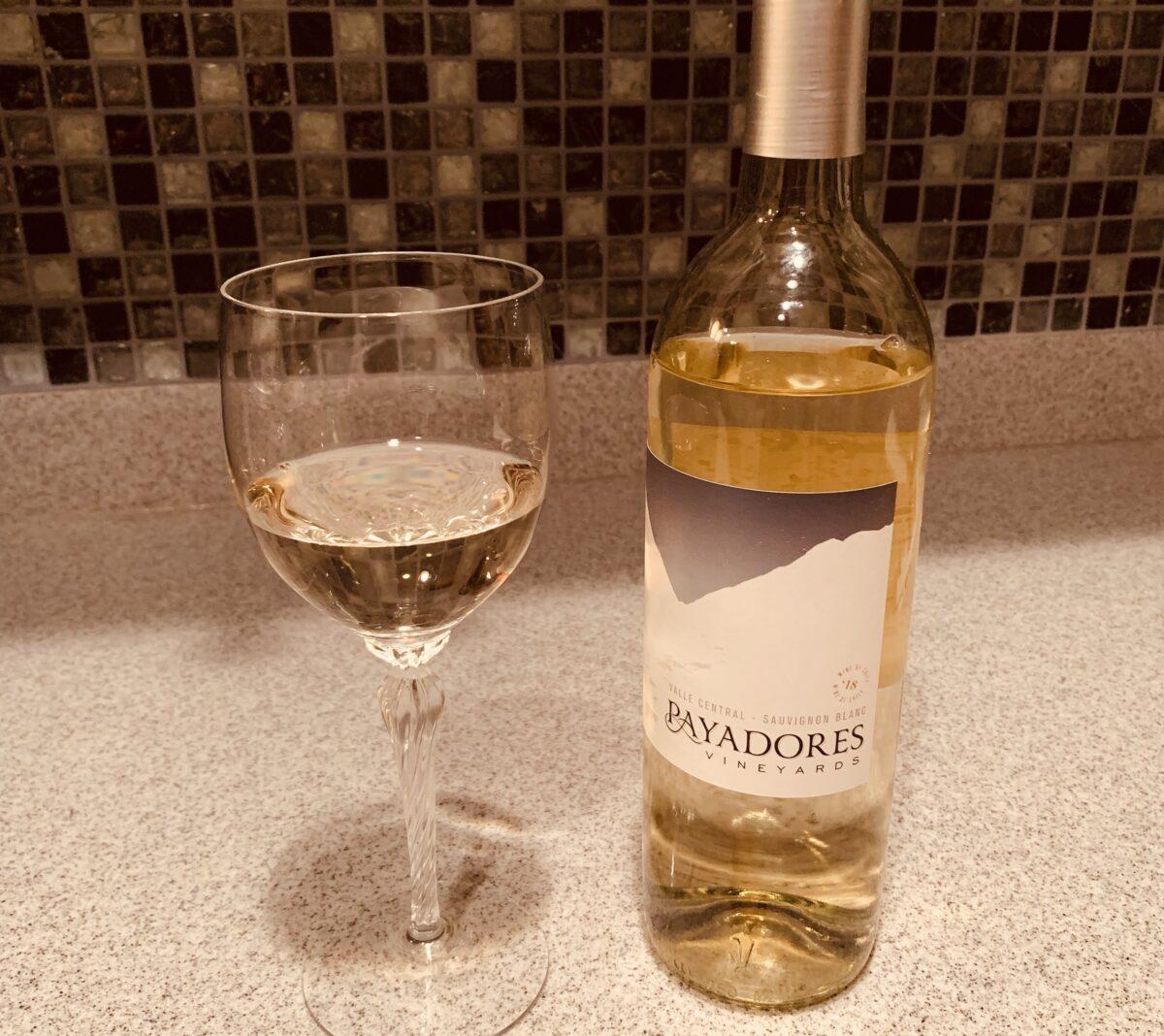 Wine Review – Payadores