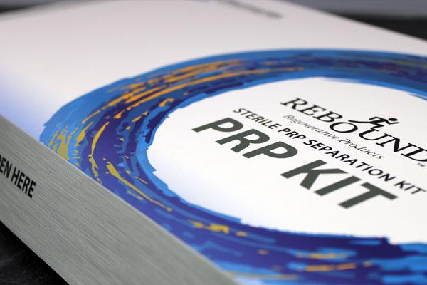 platelet rich plasma PRP kit Box