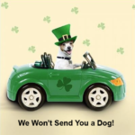Claim Your 10% St. Patrick's Day Discount