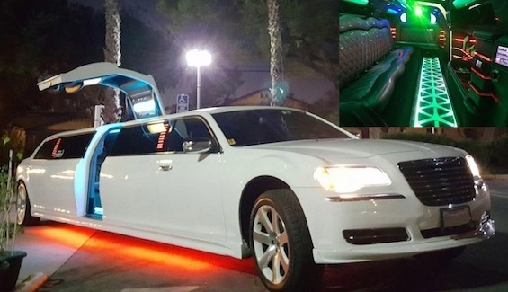 Palm Springs limo service
