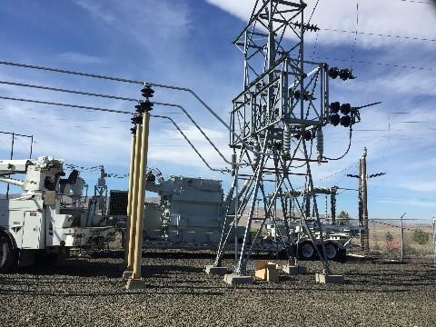 BKI Substation