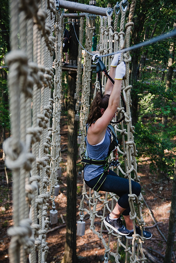 Adult Adventure Course, Zip Line, Flagstaff Activities