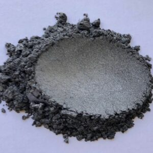 Battleship Grey Mica Powder Epoxy Resin Color Pigment