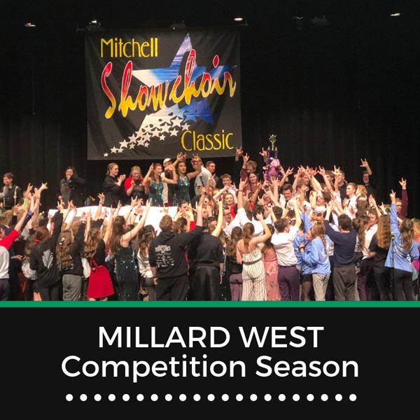Millard West Competition Season