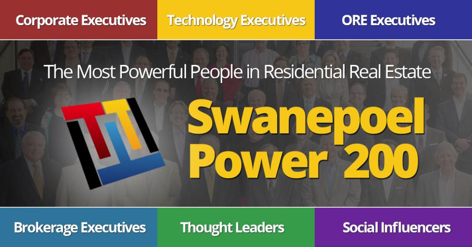The Most Powerful People in Residential Real Estate