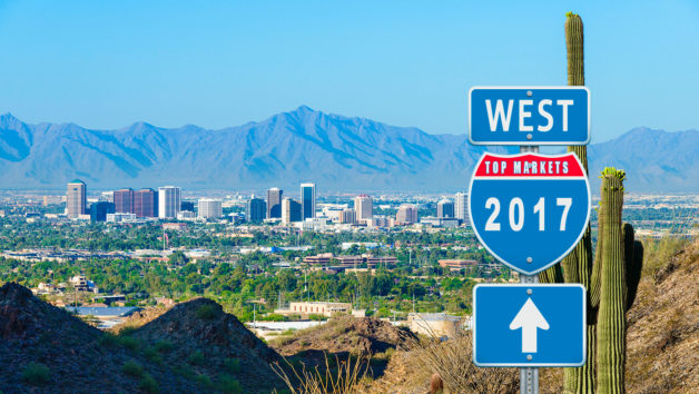 Top Real Estate Markets for 2017: Phoenix Tops the List!