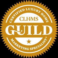 Certified Luxury Home Marketing Specialist, GUILD Member