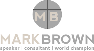 Mark Brown, CSP ~ World Champion of Public Speaking