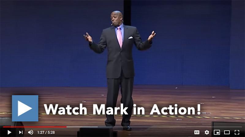Professional Speaker, Mark Brown, CSP