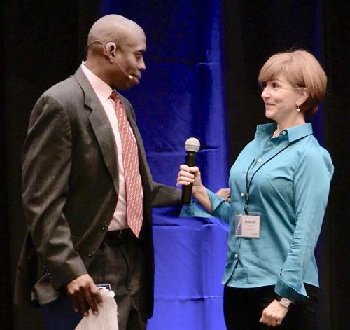 Mark L. Brown ~ Speaking Coach