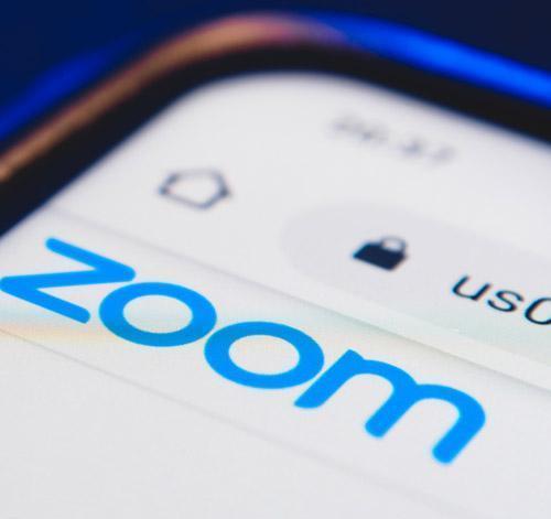 Speech Coaching via Zoom by Mark Brown