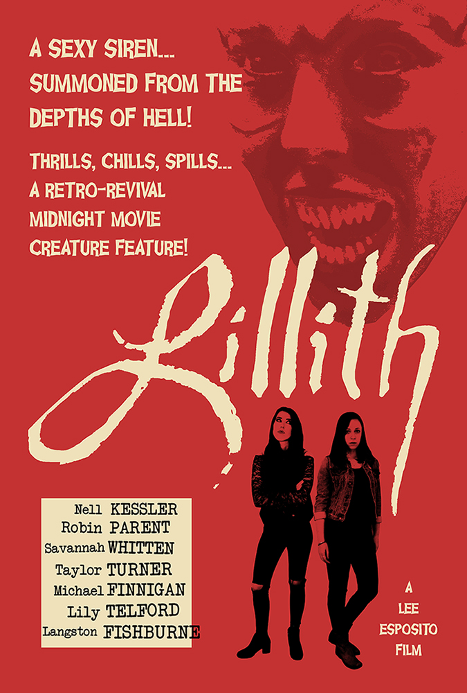 Lillith - Official Poster