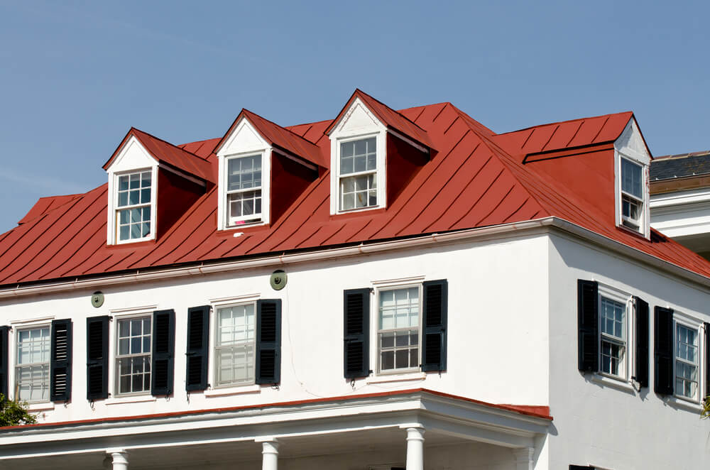 overland park steel roofing