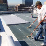 single ply roofing accessories case study