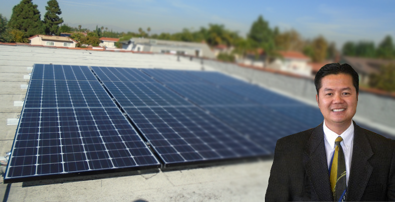 Hugh Nguyen, Featured in Solar Power World Podcast