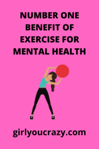 The benefit of exercise for mental health. #endorphins #exercise #mentalhealth