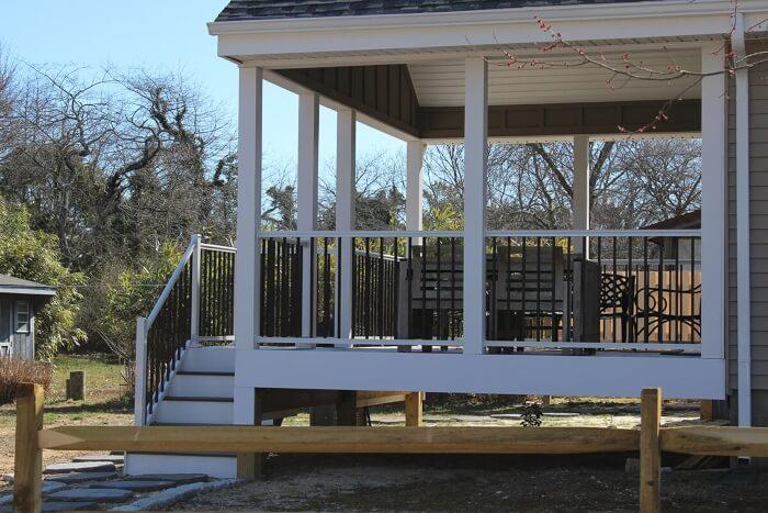 aluminum gallery railing 9 resize