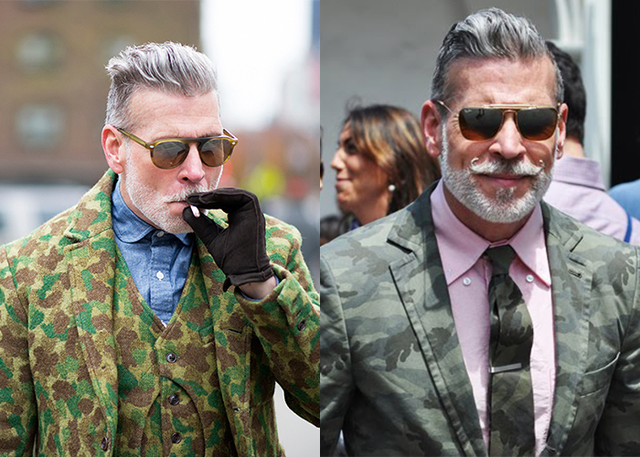 nick wooster style