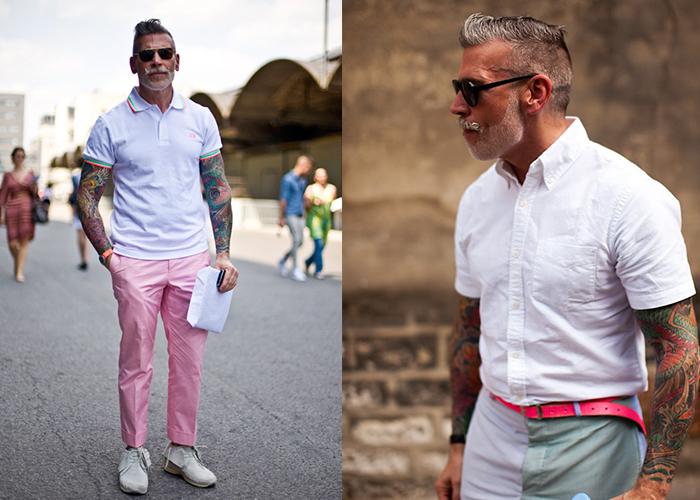 nick wooster fashion