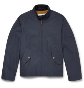 kit harington style 5 Cotton-Ventile® Harrington Jacket