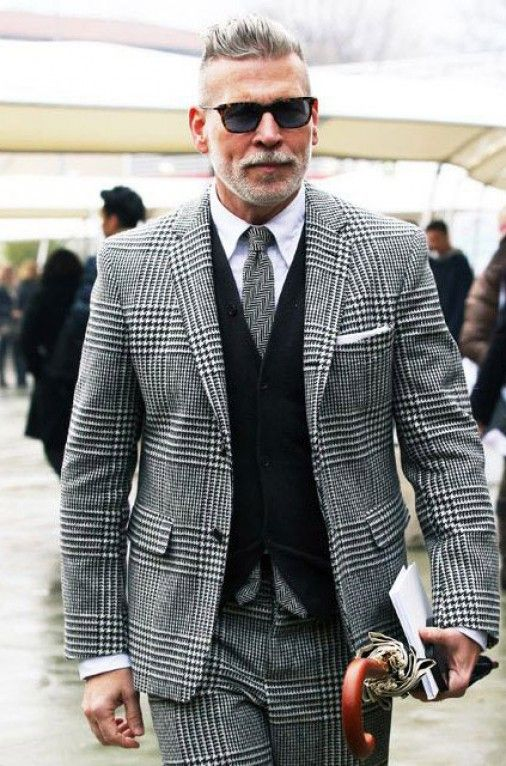 Nick Wooster Check Blazer