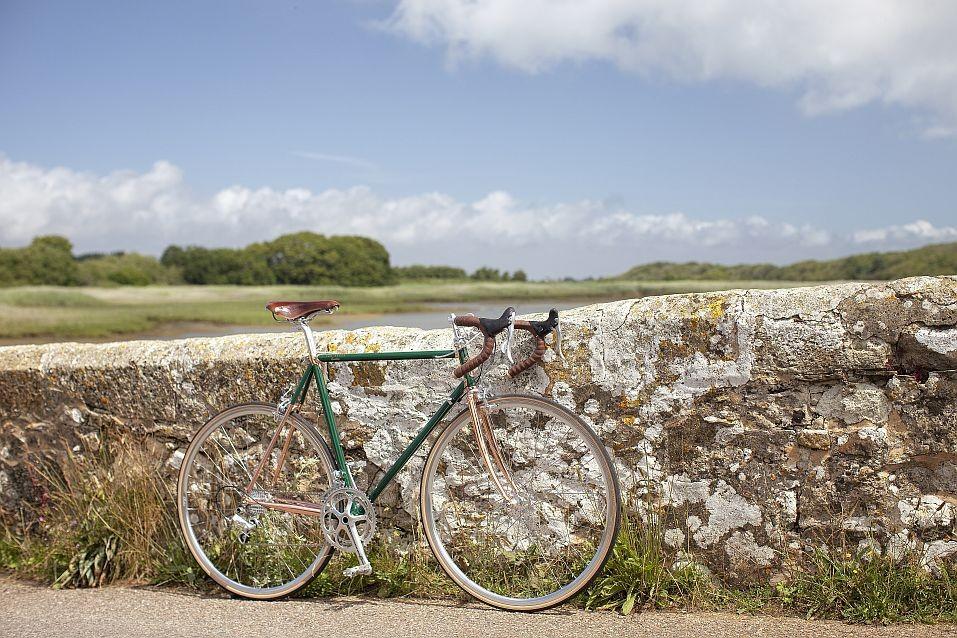 ted baker X quella bike