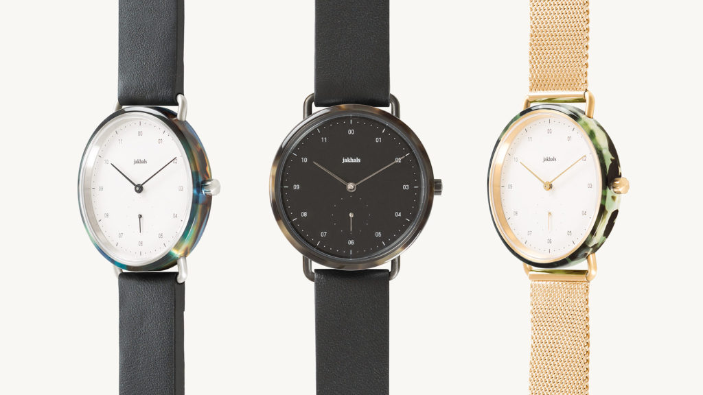 jakhals watches menswear projects on kickstarter