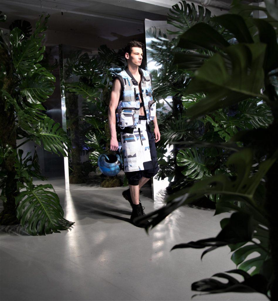Graduate Fashion Week - Chelsey Murray 7