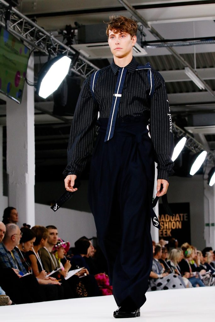 Graduate Fashion Week - Sarah Rafferty 5