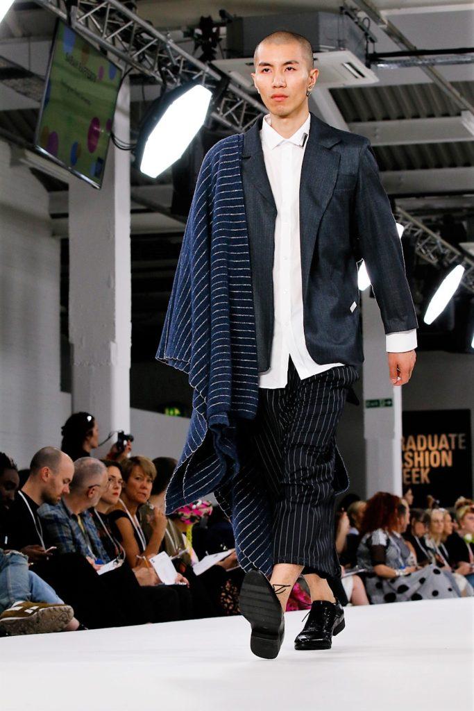 Graduate Fashion Week - Sarah Rafferty 4