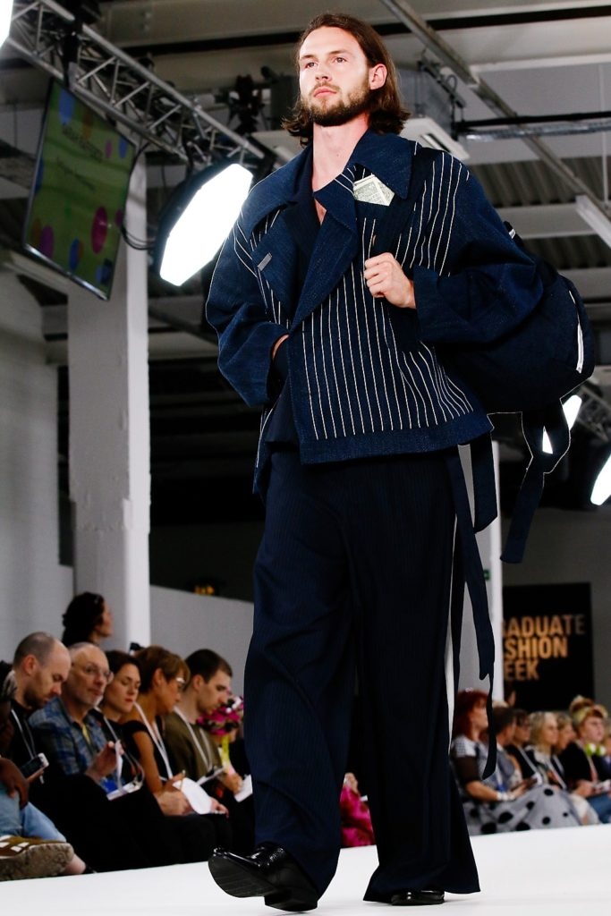 Graduate Fashion Week - Sarah Rafferty 3