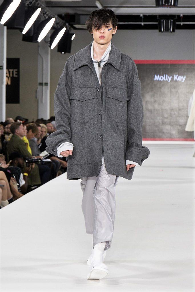 Graduate Fashion Week - Molly Key 8
