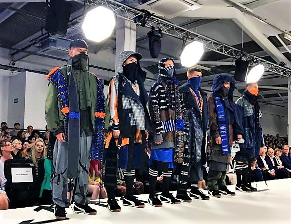 Graduate Fashion Week - Kate Alexander 2
