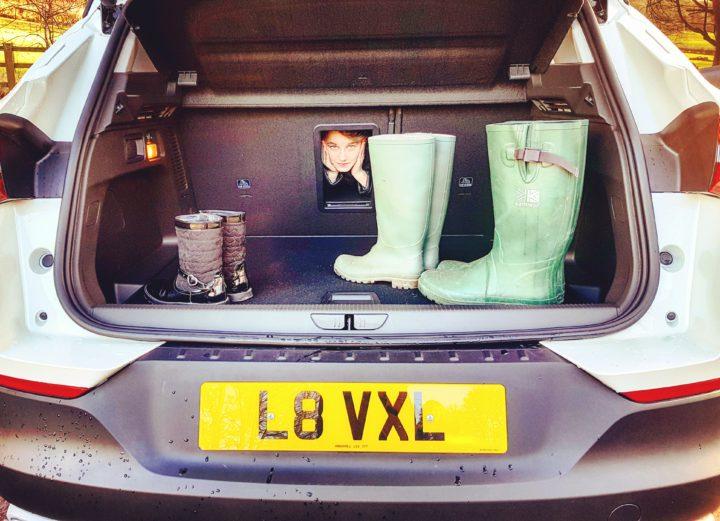 Vauxhall Grandland X Child Friendly