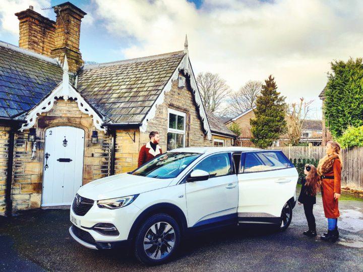 Vauxhall Grandland X Family