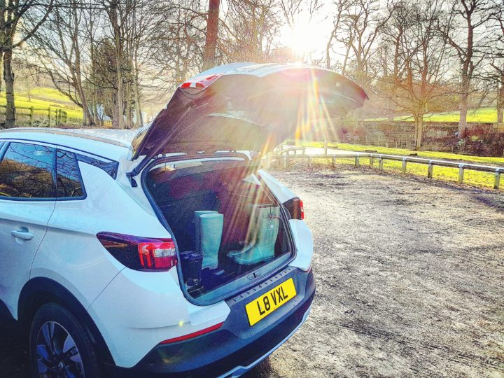 Vauxhall Grandland X Family Day Out