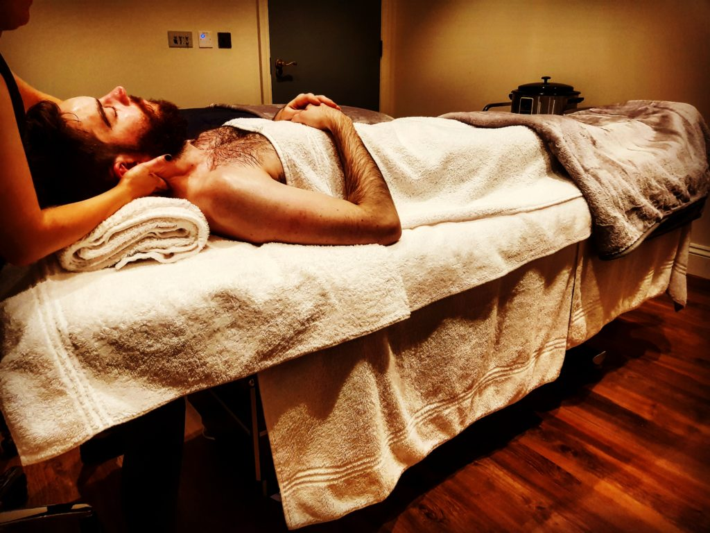off the cuff ldn 3 st james's square massage