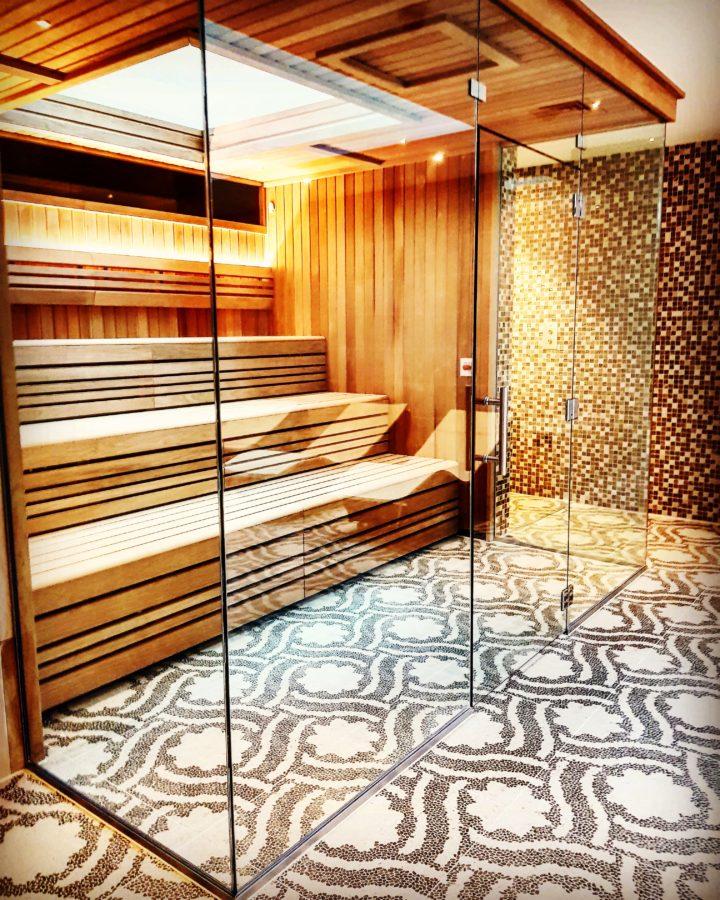 off the cuff ldn 3 st james's square sauna
