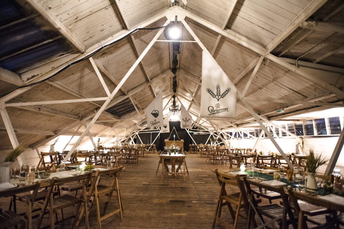 Staropramen Prague Banquet