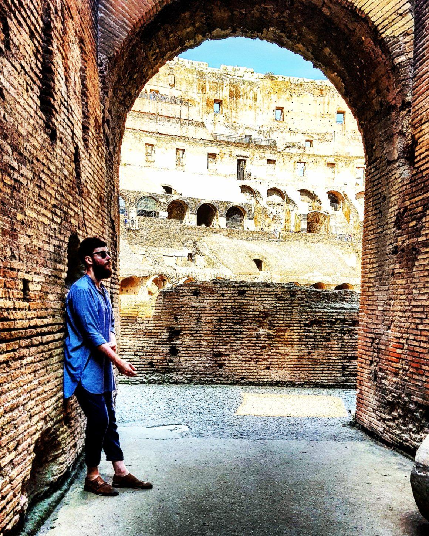 Oversized shirting MR PORTER Colosseum
