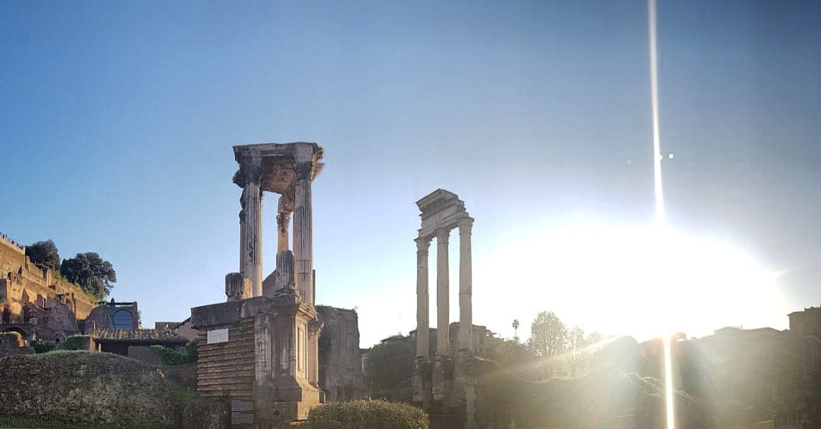 Oversized shirting MR PORTER Rome ruins