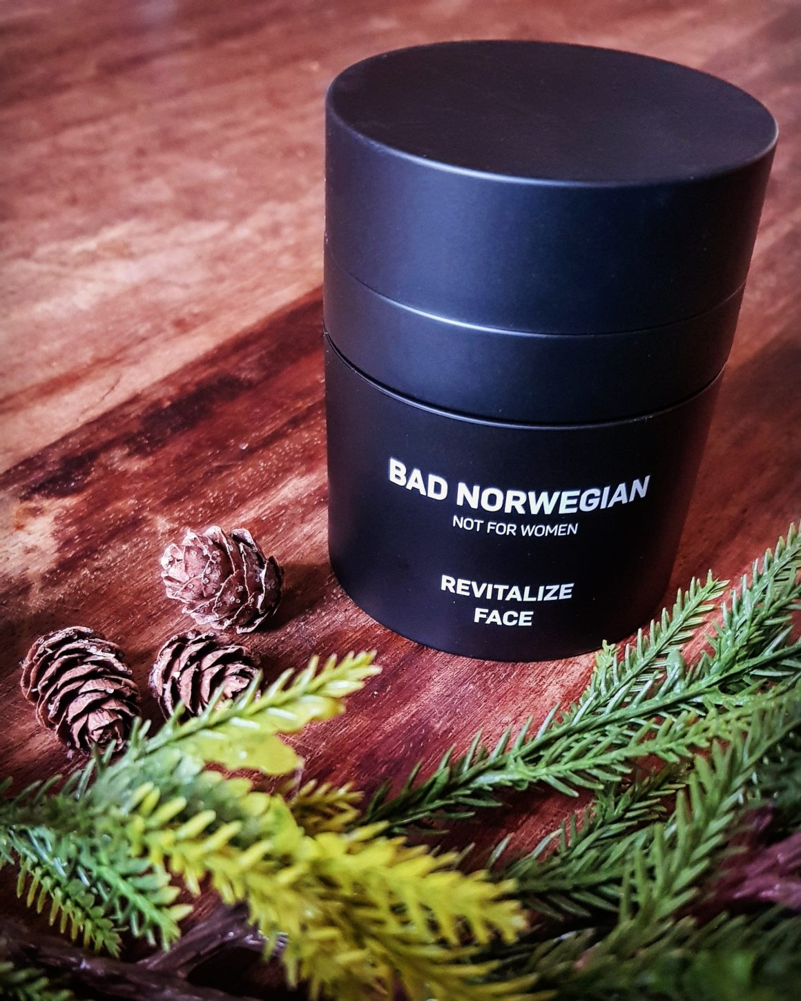 Revamp your regime with BAD NORWEGIAN this advent REVITALIZE FACE