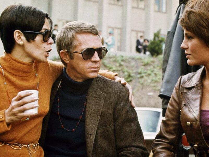 life of Steve McQueen blazer