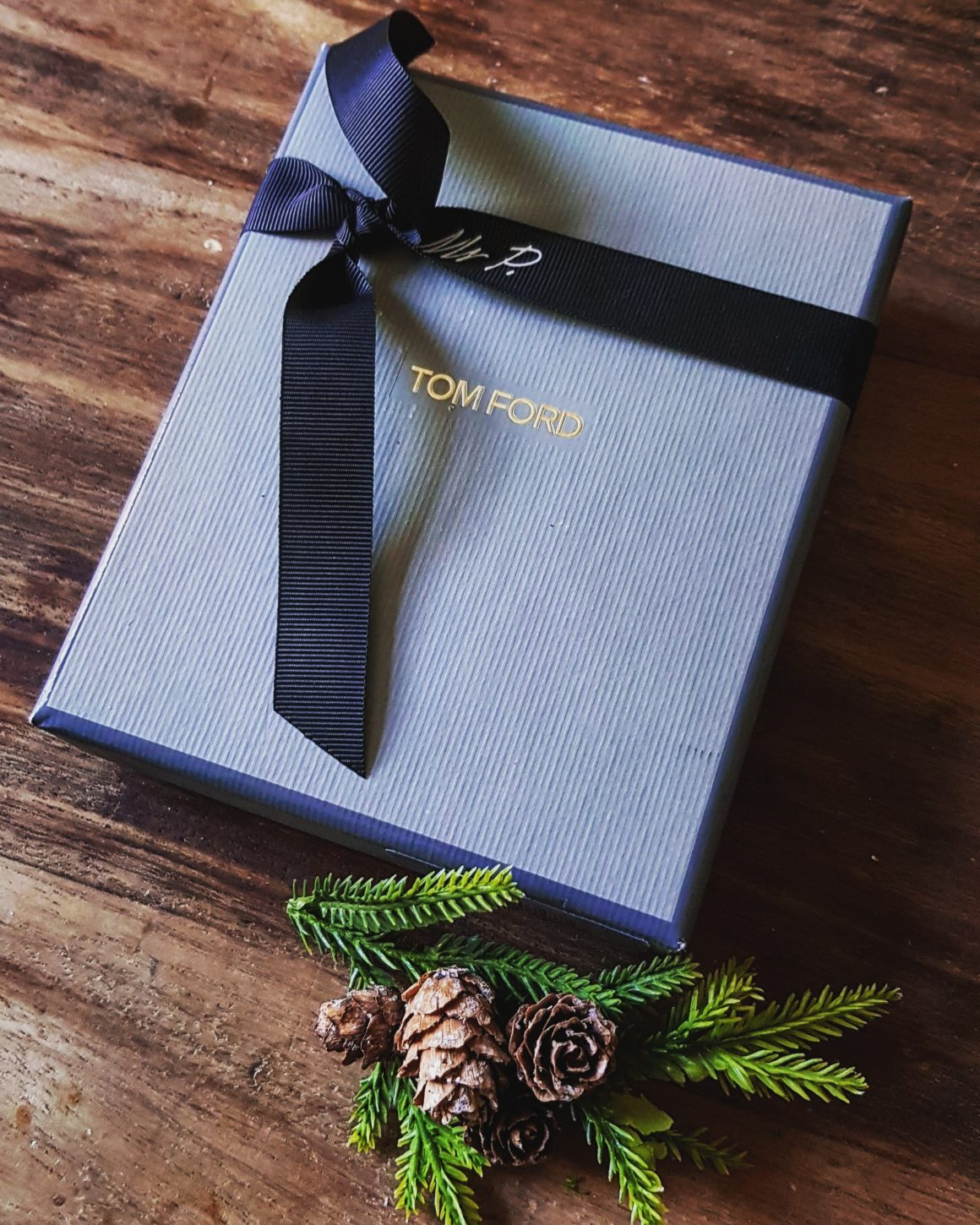 A concise guide to Christmas gifting TOM FORD