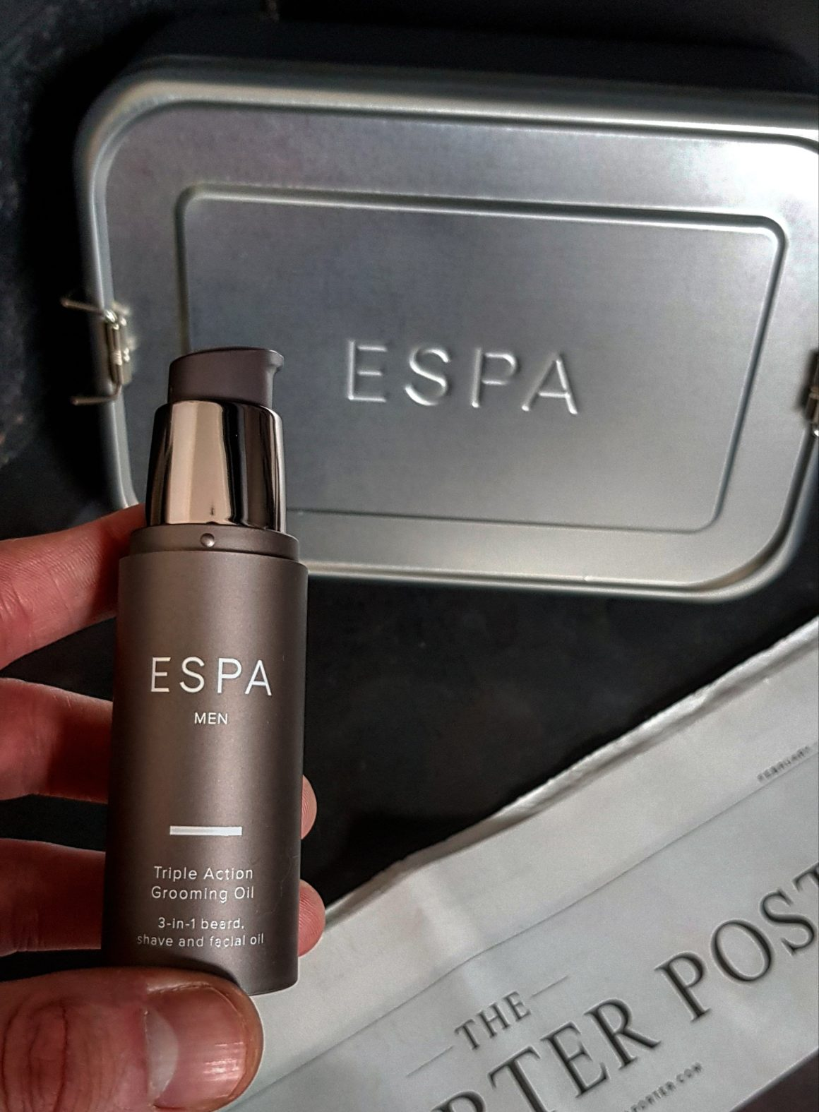 ESPA Triple Action Grooming Oil