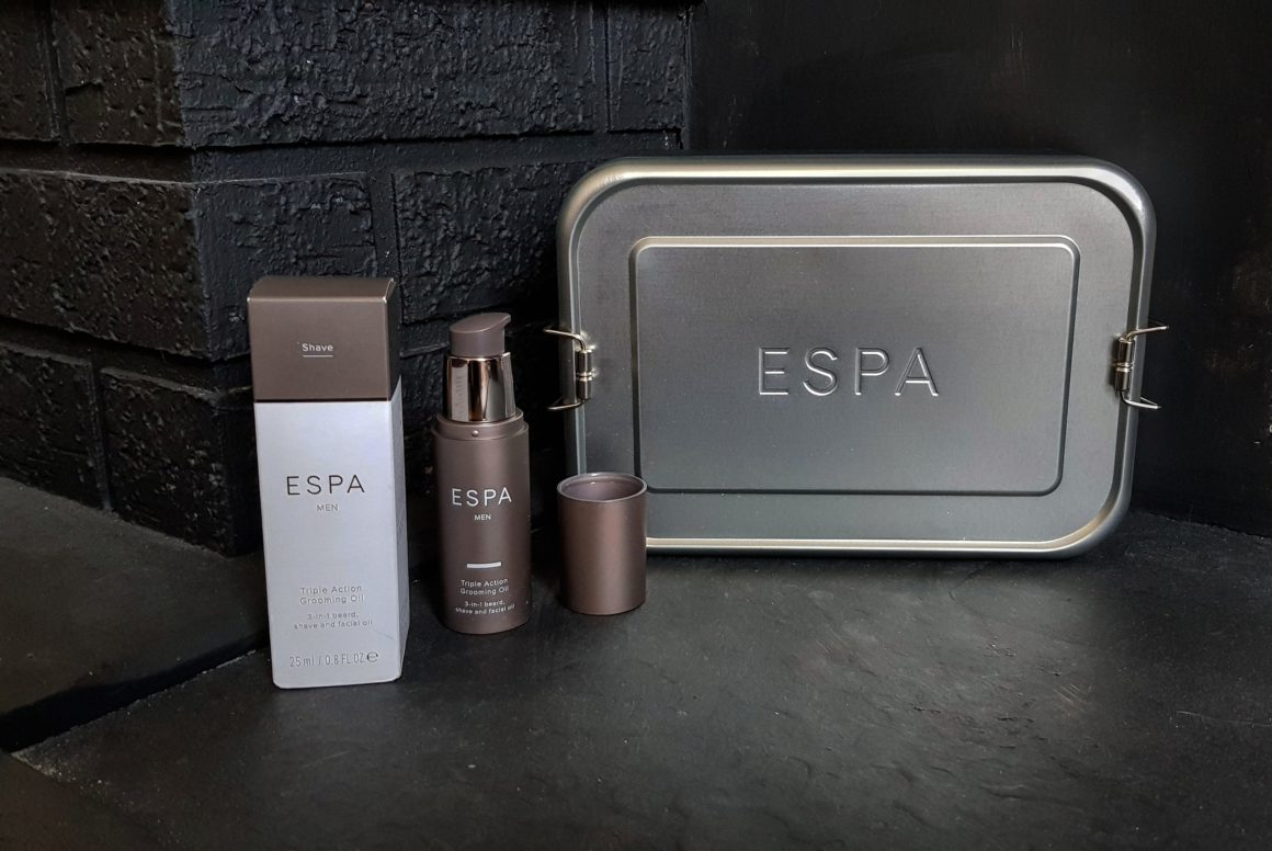 ESPA Triple Action Grooming Oil products