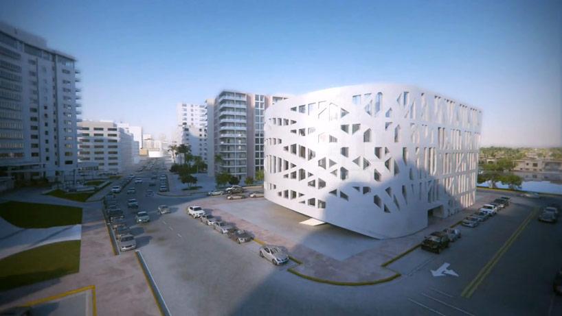 The Aiverc Faena Watch Faena arts centre